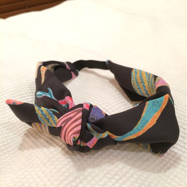 Gorman Silk Headband