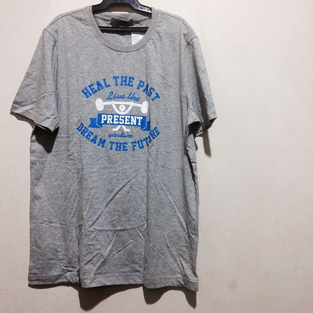 Gray Giordano Shirt