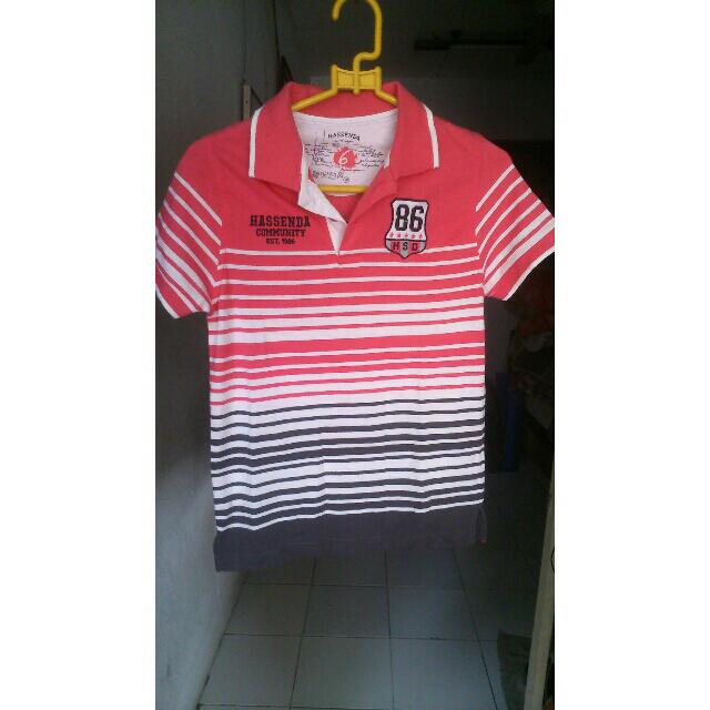 Hassenda Pink Stripe (Very Recommend)