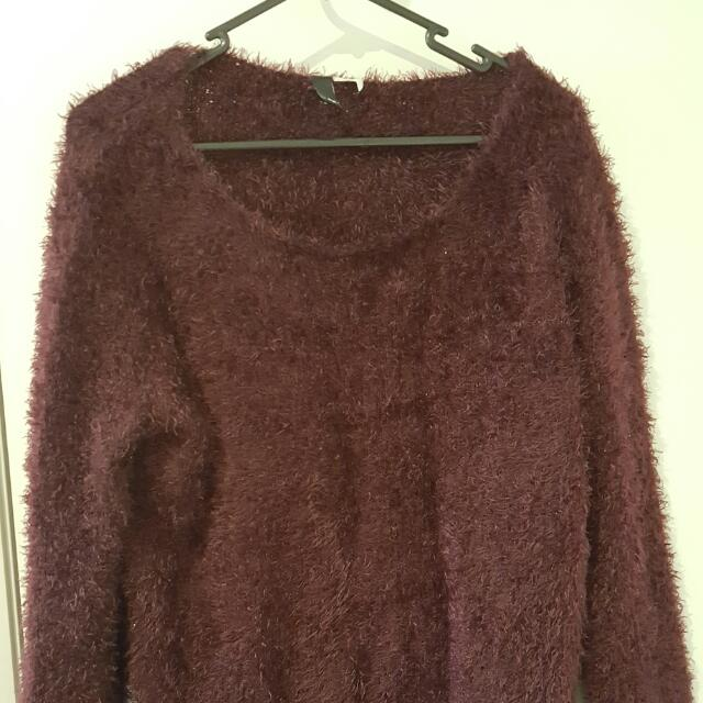 H&M Fluffy Jumper