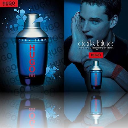 hugo boss dark blue 75 ml cena