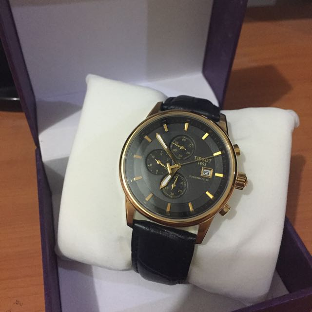 JAM TANGAN (MEN'S WATCH) TISSOT GRADE AAA+++ [NEGO]
