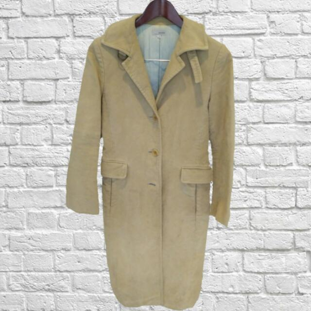 Jenevieve Long Coat
