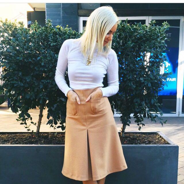Kookai Skirt - Size 40