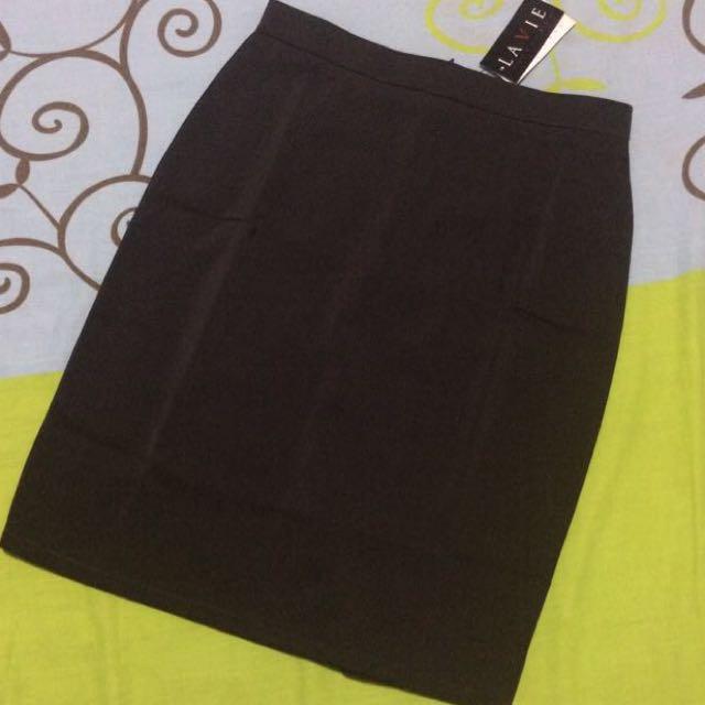 La Vie Vise Versa Pencil Skirt