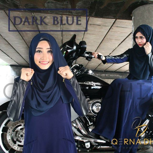 Leather Bf Friendly Jubah