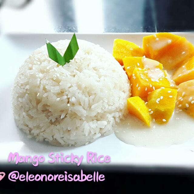 Mango Sticky Rice 👍