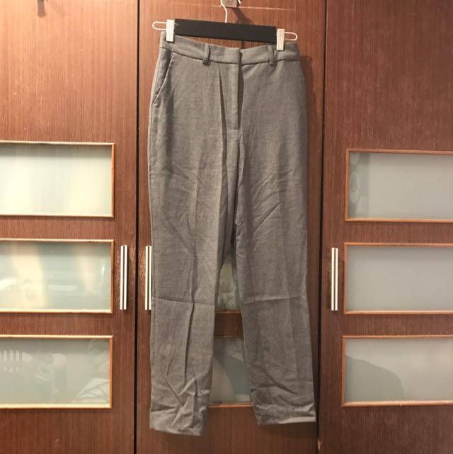 Monks 灰色西裝褲 36號