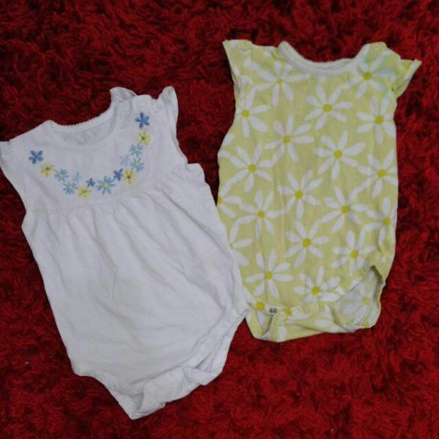 MOTHERCARE Rompers 2 Set