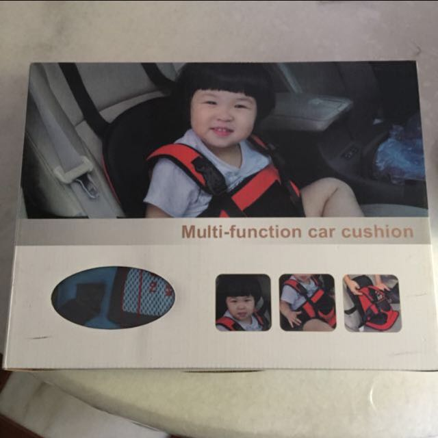 Multi Function Car Seat Cushion