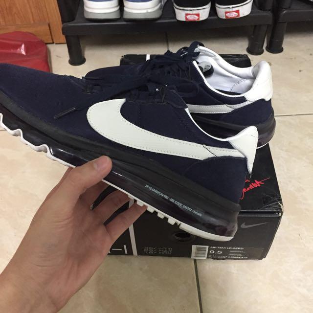 Nike LD Zero 藤原浩 海軍藍