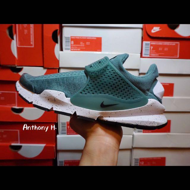 Nike Sock Dart SE 綠潑墨 草綠
