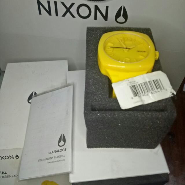 Authentic Nixon Watch(A265 639-00)