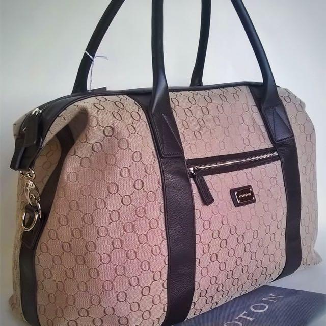 Oroton Travel Bag