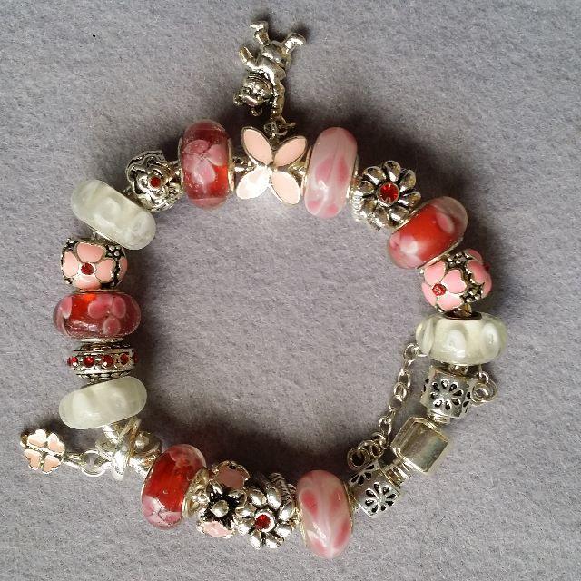 Pandora Charm Bracelet 12