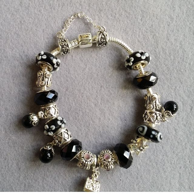 Pandora Inspired Charm Bracelet 09
