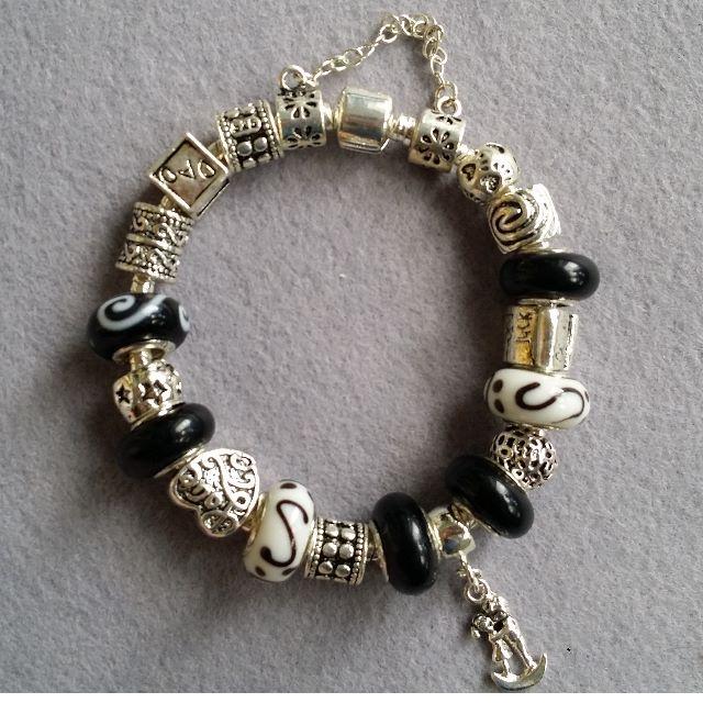 Pandora Inspired Charm Bracelet 10