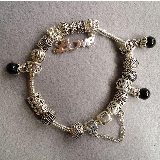 Pandora Inspired Charm Bracelet 11