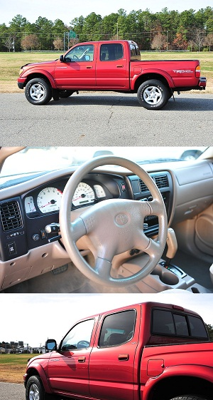 perfect2002 Toyota Tacoma Crew Cab / TRD