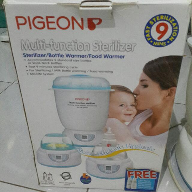 Pigeon Multifunction Sterilizer