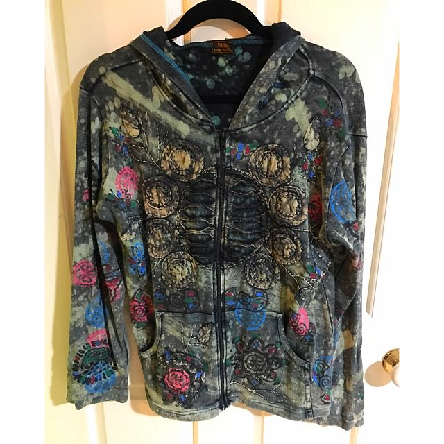 Recycled Elephant Jacket