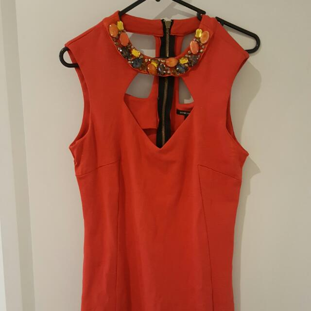 River Island Size 12 Dress