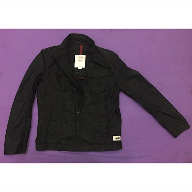 S. Oliver Man Jacket S