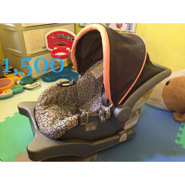 Safety 1st Baby Carseat