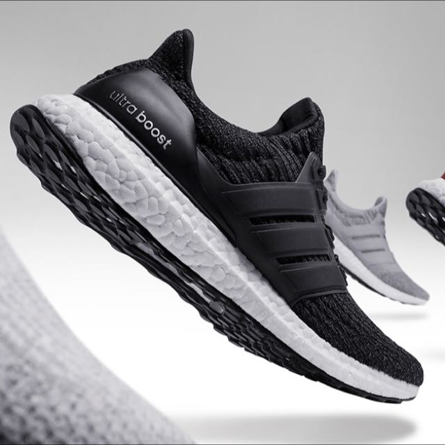 574979911498 Selling Adidas Ultra Boost 3.0 Black