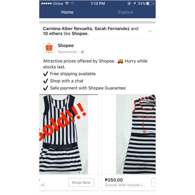 Shopee Features My Items!!!!