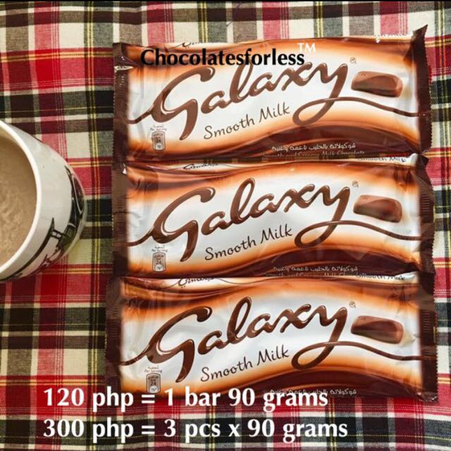 Smooth Milk Galaxy Chocolate Imported