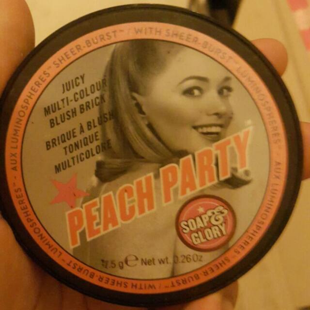 Soap & Glory Blush On