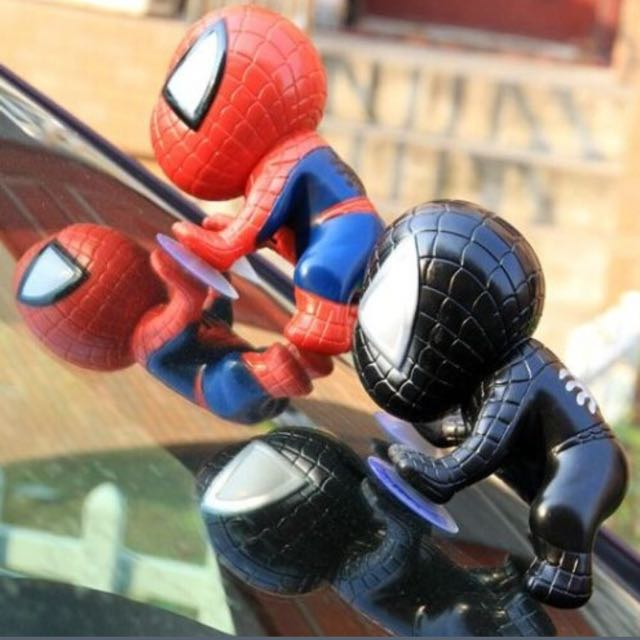 Spiderman Car Accessories