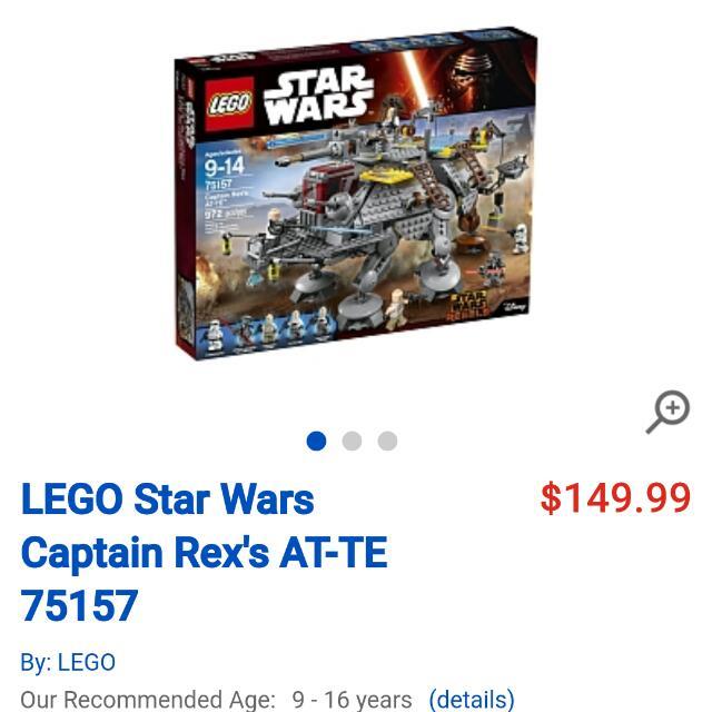 Starwars Lego Set