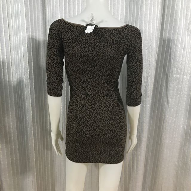 Stretchy Mini Dress