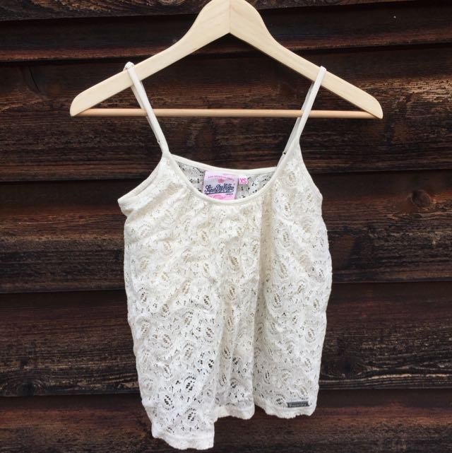Superdry  cotton camisole