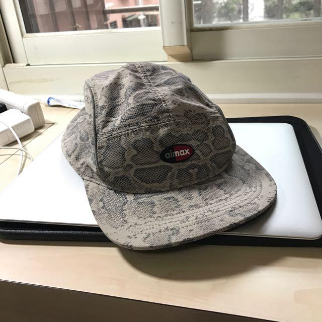 Supreme X Air Max98 蛇紋帽