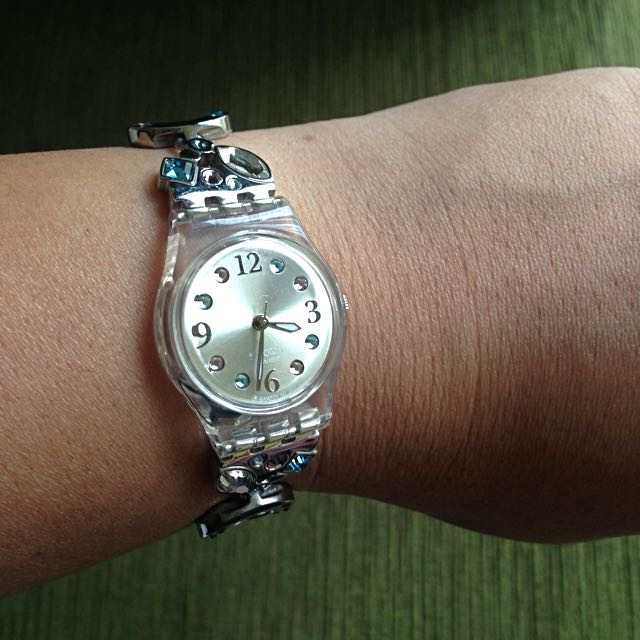 SWATCH EXCELLENT CONDITION!!