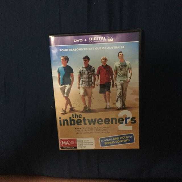 The Inbetweeers 2
