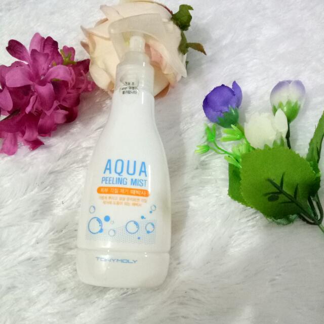 #tisgratis Aqua Peeling Mist
