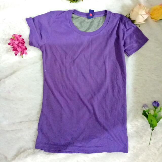 #tisgratis Purple T'shirt