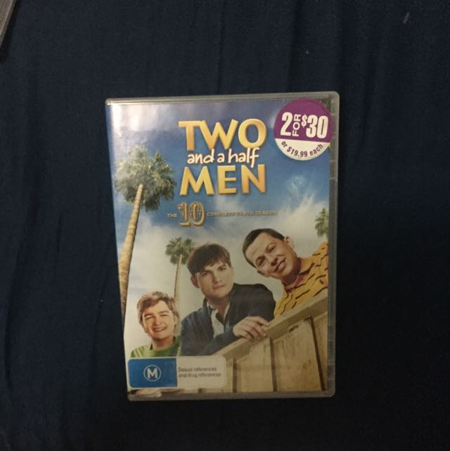 Two And A Half Men Complete 10th Season