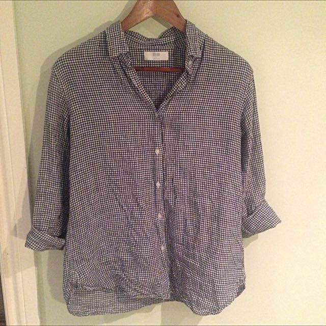Uniqlo Button Up
