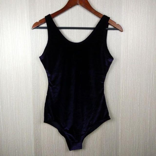 Velvet Bodysuit ✨
