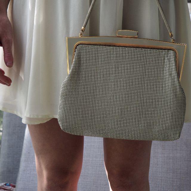 Vintage flapper handbag