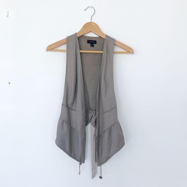 Witchery Vest Grey