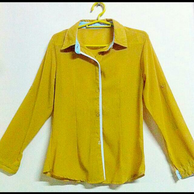Yellow Long Sleeves