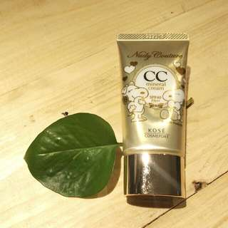 KOSE - Nudy Couture CC Mineral Cream Snoopy Edition