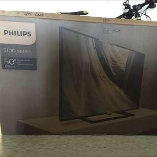"""Philips 50"""" Empty Box"""