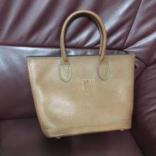 Renoma 棕色手提包